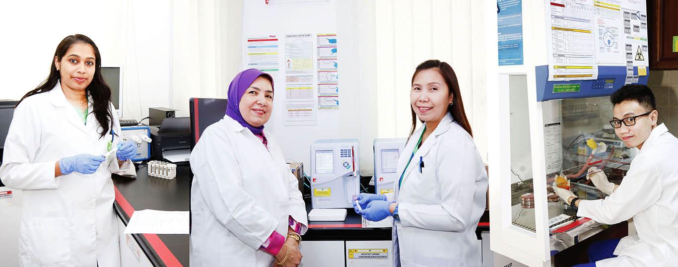 مختبر