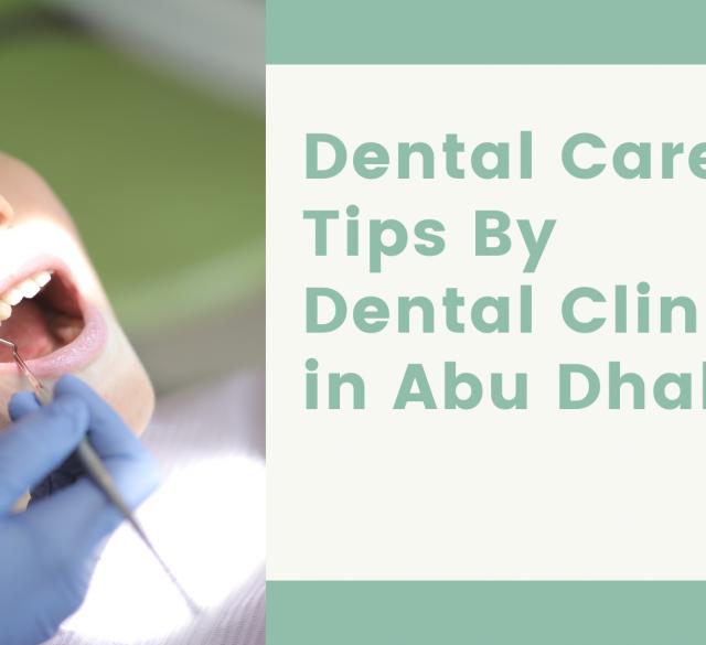 Dental Clinic IN abu dhabi